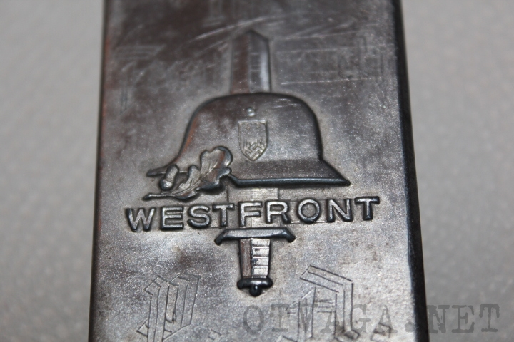 спичечница WESTFRONT